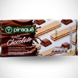 Biscoito wafer chocolate piraquê