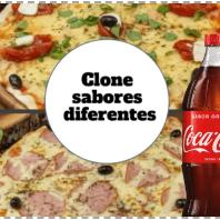 Combo 2 Pizzas+ 2l de Coca Original