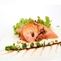 Sashimi Salmão Cítrico