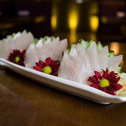 Sashimi de Peixe Branco -16 Fatias
