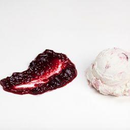 Iogurte com frutas vermelhas 500ml