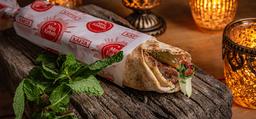Kebab De Kafta No Pão Árabe