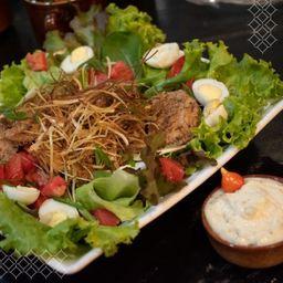 Salada Galinha No Mato