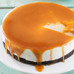 Cheesecake Caramel - inteira