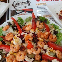 Salada Caramelle