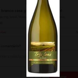 Vinho Branco Casa Geraldo 3 Tons 750ml