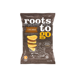 Roots To Go Especiarias - 45g