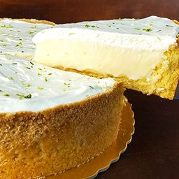 Torta de Limão - M 10 a 15 Pedaços