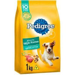 Pedigree Pra Cachorro Adulto Raça 1kg