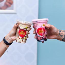 Milk-shake de Paçoca