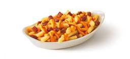 Batata com Bacon e Cheddar