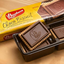 Choco Biscuit Bauducco ao Leite