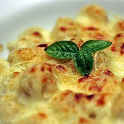 Gnocchi 04 queijos