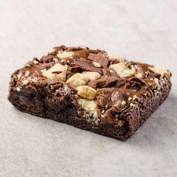 Brownie de Trio de Chocolates