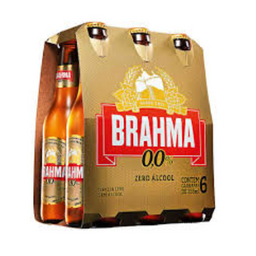 Brahma 0,0% 6 Unidades de 355ml