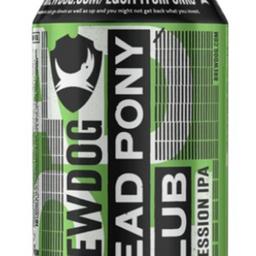 Brewdog Dead Pony Session ipa 330ml