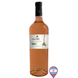Vinho Rosé Família Cecchin Malbec 750ml
