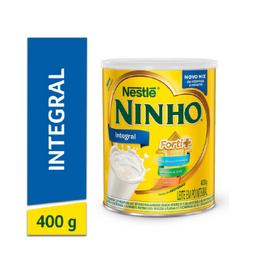 Leite em Pó Integral Instantâneo Nestlé - 400g