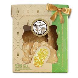 Biscotti Limone com Amêndoas - 100g