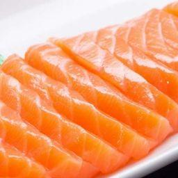 07 Sashimi Salmão 10 Unidades