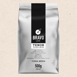 Bravo café gourmet moído 500g