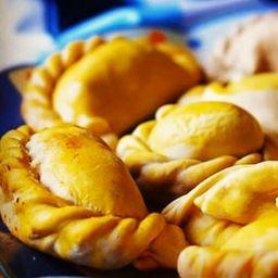Empanadas argentinas de carne suave