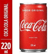 Coca cola 220 ml