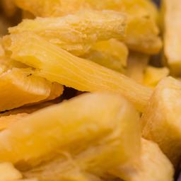 Porção de Mandioca Frita -  1L