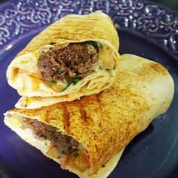 Shawarma de Kafta