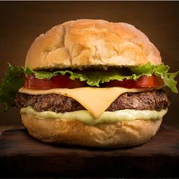 Cheese Salad Burger