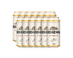 Pack de Bohemia Puro Malte 473ml