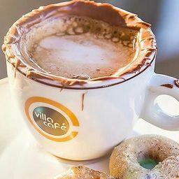 2 x 1 Anarriê! cappuccino paçoca com nutella