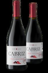 Vinho Cabriz Tinto 750ml