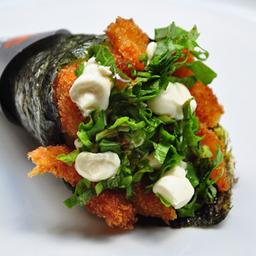 Salmão Empanado Spicy