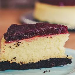 Cheesecake Diet de Amora - Fatia