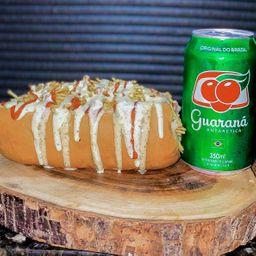 Combo 1 Hot Dog + 1 Refrigerantes 350ml