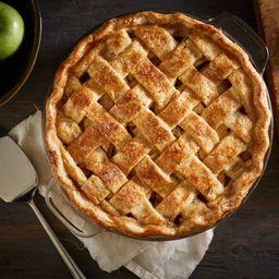 Apple Pie (torta de Maçã) - Fatia