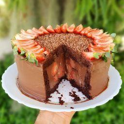 Mr. Torta Trufada Chocolatudo Dos Sonhos