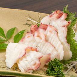 5 Sashimi de Polvo