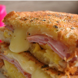 Grilled Ham e Cheese