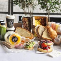 Box Café da Manhã dos Sonhos