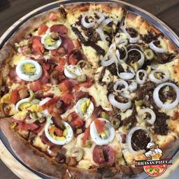 Pizza 8 Fatias Especiais - Grande