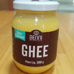 Manteiga Ghee 200g