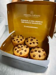 Caixa de Mini Tortinha Cookie - 4 Unidades