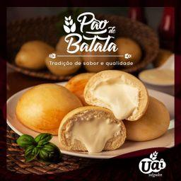 Pão de Batata com Catupiry
