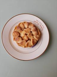 Mini torta de maçã