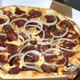 Pizza 8 Fatias Tradicionais - Grande