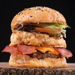 #1 - Jângal Burger
