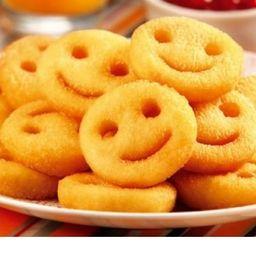 Batatas Smiles , Batatas Das Carinhas :)