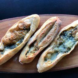 Baguete Gorgonzola - Unidade
